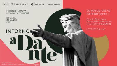Appuntamenti virtuali: Intorno a Dante