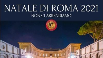 Appuntamenti virtuali - Natale di Roma 2021. Non ci arrendiamo