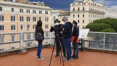 Appuntamenti virtuali - Il Teatro di Roma festeggia il NATALE DI ROMA