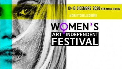 Appuntamenti virtuali - Women's Art Independent Festival