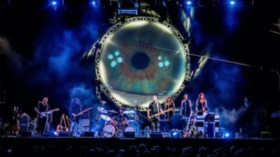 Appuntamenti virtuali - Talking About. I Pink Floyd Legend dal vivo