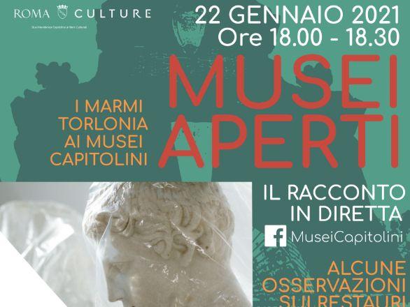 Appuntamenti virtuali - Appuntamenti digital del Sistema Musei di Roma Capitale
