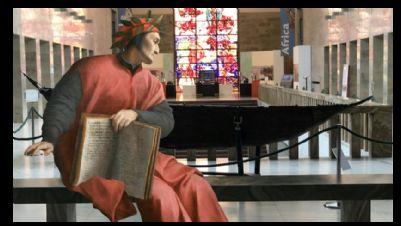 Appuntamenti virtuali - Lèggere Dante al Museo delle Civiltà
