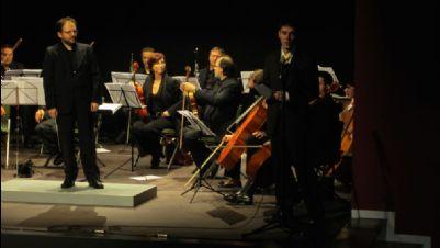 Appuntamenti virtuali: A riveder le stelle. Baroque, Tango & Blue, Concerto di jazz e tango