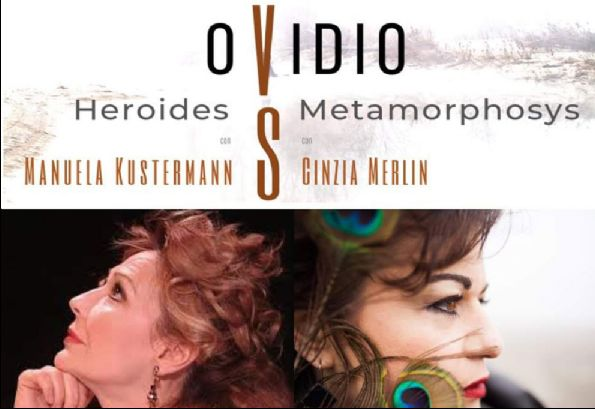 Appuntamenti virtuali - Ovidio Heroides Vs Metamorphosys