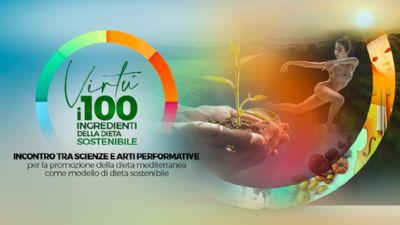 Appuntamenti virtuali: Virtù, i 100 ingredienti della dieta sostenibile