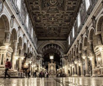 Visite guidate - Cosa c'era prima dell'altare della patria?