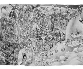 Mostre - L'ARCA di Cristiano Quagliozzi e Milena Scardigno