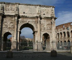 Visite guidate - La valle del Colosseo