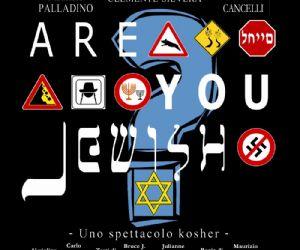 Spettacolo kosher in tre portate
