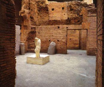 Visite guidate: Sotterranei di Piazza Navona: Stadio di Domiziano e Area Archeologica dell'Ecole Francaise