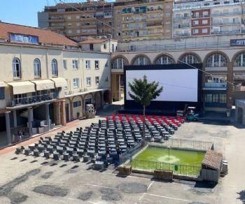 Spettacoli - L'Arena Adriano Studios. Proiezioni all'aperto