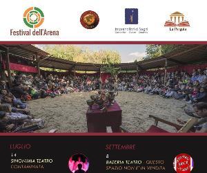 Un festival di teatro all'aperto sotto il cielo dell'estate romana