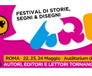 Festival: ARF! La prima edizione del festival di storie, segni e disegni
