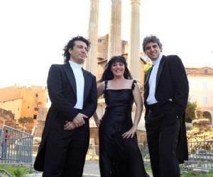 Concerti: L'Ars Trio di Roma esegue due Trii di Schubert e Shostakovic
