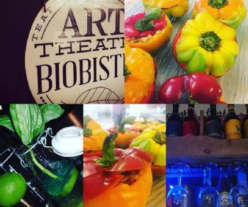 Il primo salotto informale della stagione presso Art Theatre BioBistrò nel foyer del Teatro Vascello