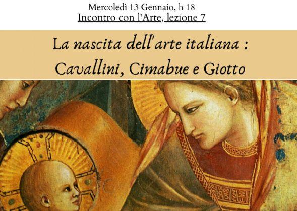 Visite guidate - La nascita dell'Arte Italiana: Cavallini, Cimabue e Giotto
