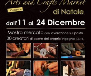 """Arts and Craft Market"" a Cinecittà!"