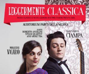 """Concerti: Vicario e Ciampa in """"Leggermente Classica"""""""