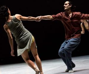 Spettacoli: Aterballetto. Wrods and Space - Bliss