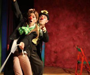 In scena i clown Bonjour e Bonne Nuit