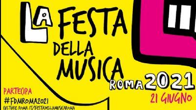Attività: Festa della Musica di Roma 2021 di lunedì 21 giugno