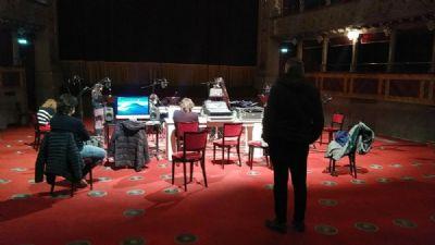 Attività - Il Teatro Valle al lavoro