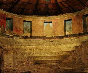 Parte del lussuoso complesso residenziale fatto costruire dallo statista e collaboratore di Augusto