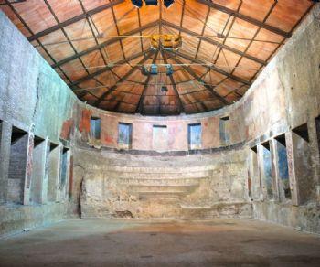 Visita all'architettura antica di Roma situata nel rione Esquilino, riportata alla luce solo in tempi recenti