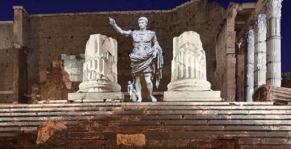 Visite guidate: Augusto e la nascita dell'Impero