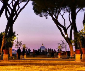 Visite guidate: Romantico Aventino