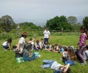 Attività dedicata ai ragazzi per scoprire come sopravvivere con quello che la Natura ci offre