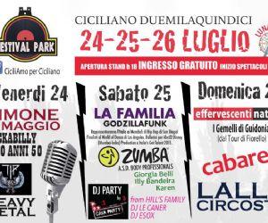 A Ciciliano una fine settimana all'insegna della musica, della danza e dello spettacolo