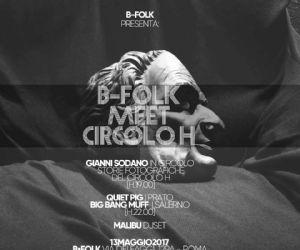 Locali: B-Folk meet Circolo H