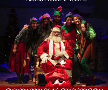 Locandina: Caro Babbo Natale