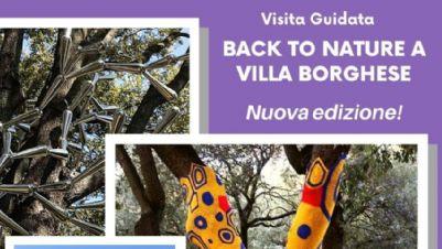 Visite guidate - Back to Nature a Villa Borghese