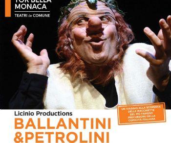 Spettacoli - Dario Ballantini & Ettore Petrolini