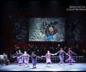 Attività: Balletto del Sud: Le quattro stagioni