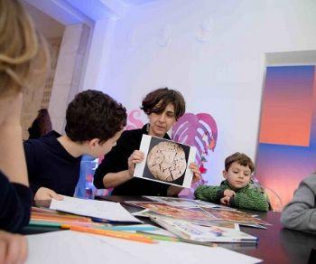 Bambini e famiglie: A Roma, la Befana è a fumetti: Bambi Kramer e GUD