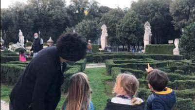 Bambini e famiglie - Casina di Raffaello e Bioparco insieme