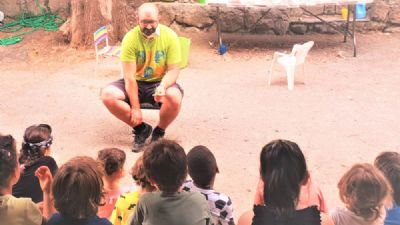 Bambini e famiglie: I 5 Superpoteri per riscoprire la natura