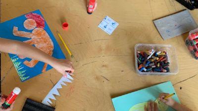 Bambini e famiglie - I nuovi laboratori per bambini dedicati al tema del colore