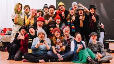 Bambini e famiglie - Danza il tuo Clown