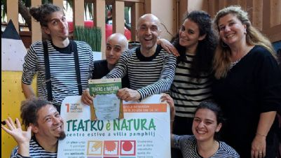 Bambini e famiglie - Teatro è Natura