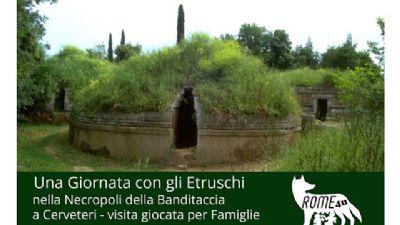 Bambini e famiglie - Una giornata con gli Etruschi