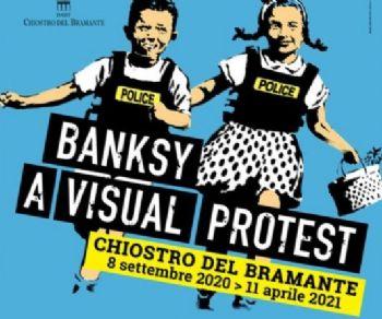 """Visite guidate - Banksy, l'artista """"sconosciuto"""" che ha conquistato il mondo"""