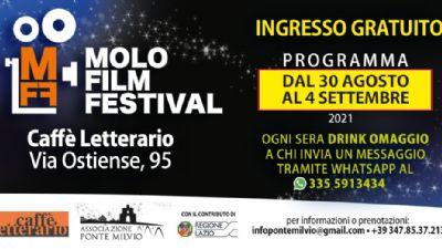 Spettacoli - Molo Film Festival