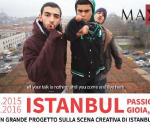 Un grande progetto sulla scena creativa di Istanbul