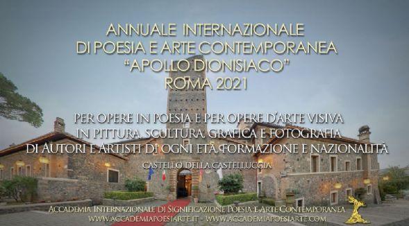 Mostre - Apollo dionisiaco Roma 2021