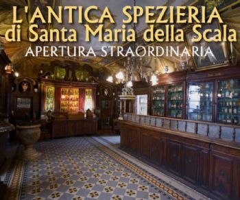Visite guidate - L'antica Spezieria di Santa Maria della Scala